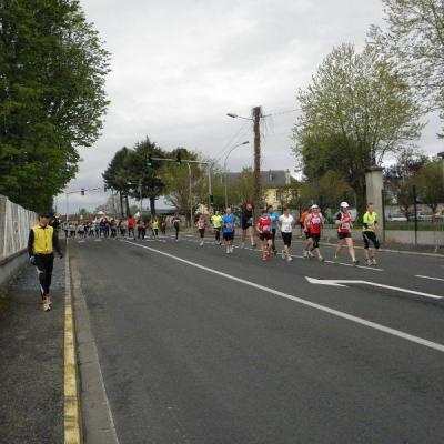 22 Avril 2012 Courir sur le caminadour